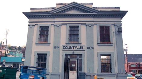 ccCounty Jail