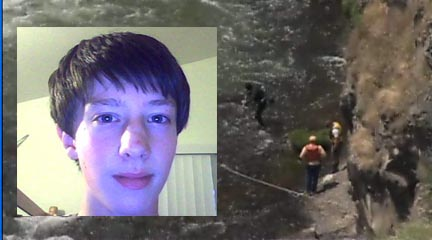 Drowning victim found