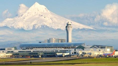 Flights canceled at PDX due to Chicago fire