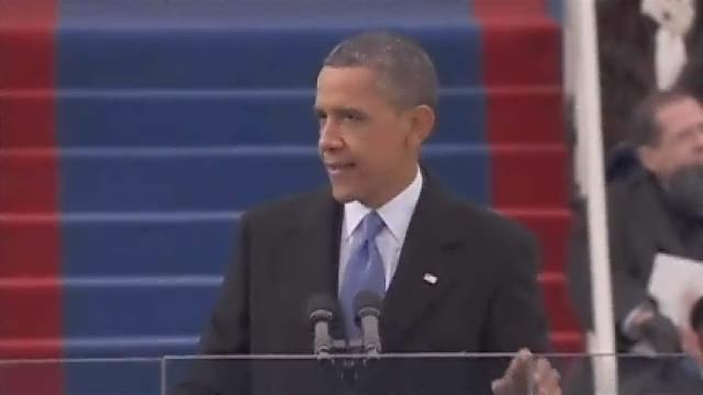 Obama lays out plan for 2nd term