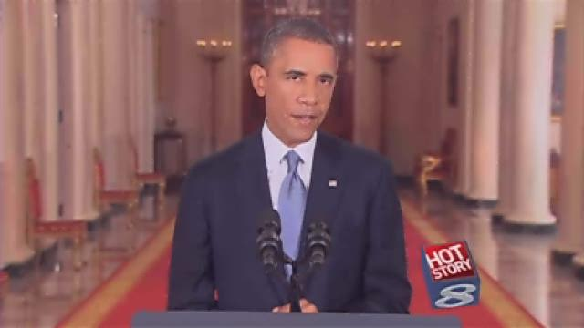 Hot Story: President Obama Addresses the Nation