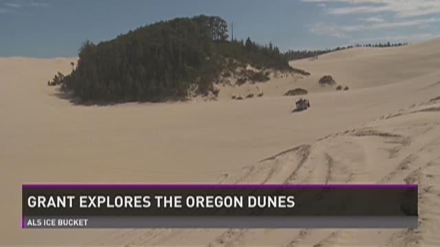 Grant's Getaways: Oregon sand dunes