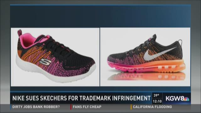 d9c5d82f6549 Nike sues Skechers for trademark infringement