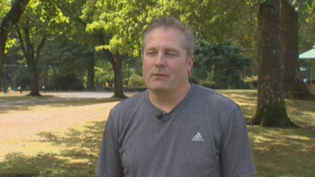 Gresham man discusses rabid bat attack