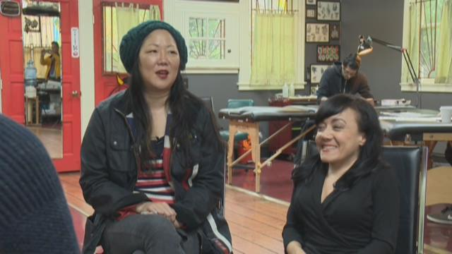 Margaret Cho on KGW: Pot, Politics and Mom's tattoos