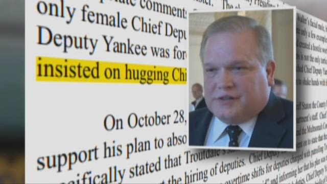 Multnomah County sheriff responds to allegations