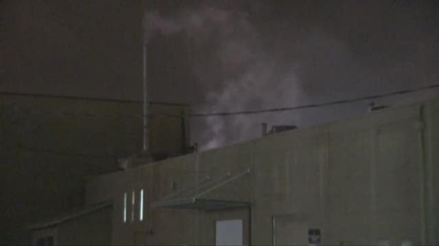Toxic chemicals detected in air near schools