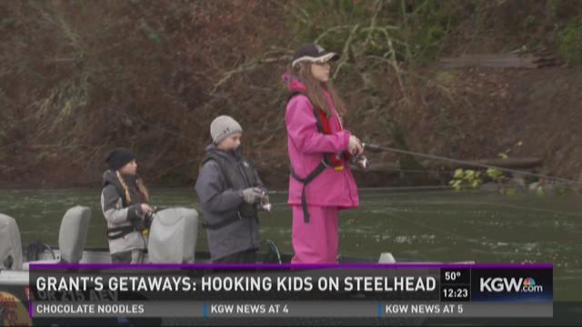 Grant's Getaways: Hooking kids on...
