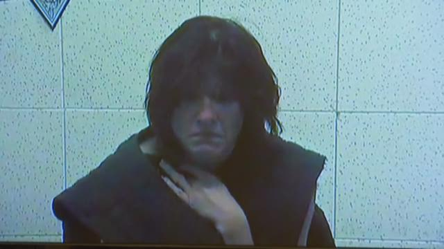 Woman charged in husband�s death