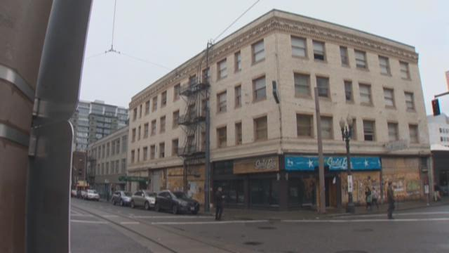 Joyce Hotel will no longer be option for low-income tenants