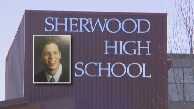 Sherwood community mourns police sgt
