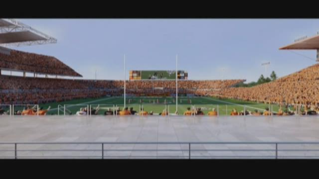 New terrace coming to Reser Stadium