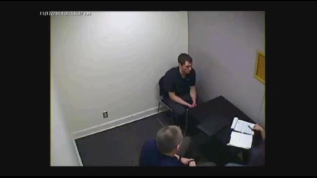 Raw video: Beau Smith interrogation