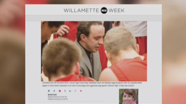 Portland district investigating Lincoln coach