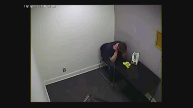 Interrogation tape sheds light on murder case