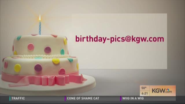 KGW viewer birthdays 2-12-16
