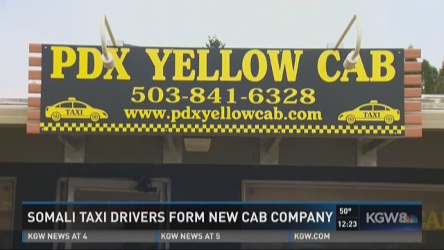 Somali taxi drivers form new cab company