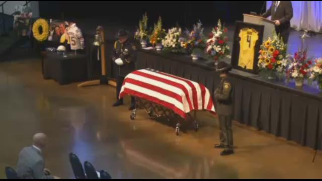 Memorial for Sgt. Jason Goodding, Pt. 1