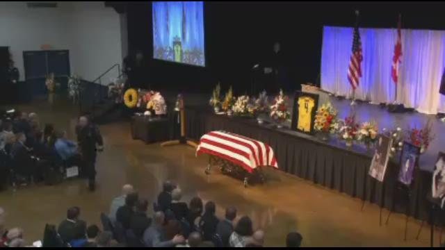 Memorial for Sgt. Jason Goodding, Pt. 3