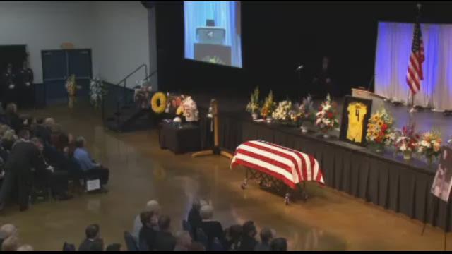 Memorial for Sgt. Jason Goodding, Pt. 4
