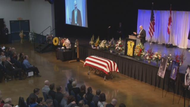 Community mourns fallen officer in Seaside