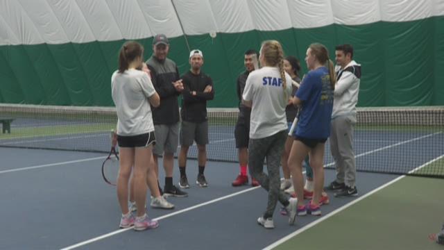 Lewis and Clark women's tennis team ranked as season begins