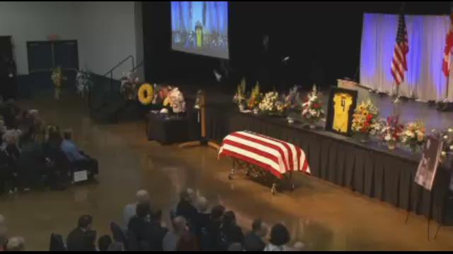 Memorial for Sgt. Jason Goodding, Pt. 7
