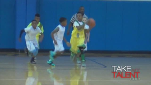 Watch: Lebron James Jr. has skills just like dad