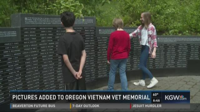 Photo of every Oregonian killed in Vietnam War now online