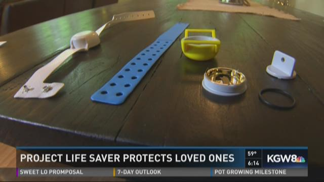 Project Life Saver protects loved ones