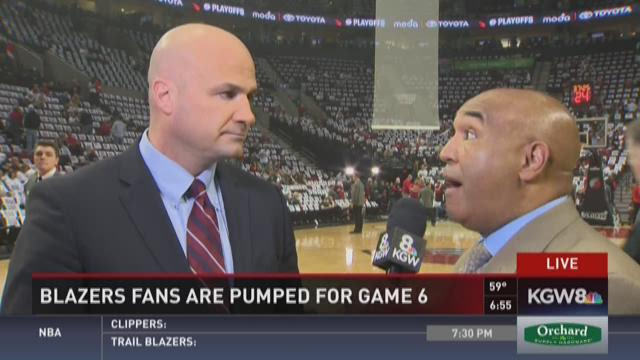 John Canzano previews Blazers vs. Clippers Game 6