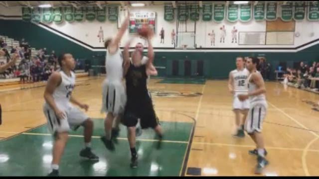 Boys Basketball: No. 1 West Linn vs. Tigard Video Highlights