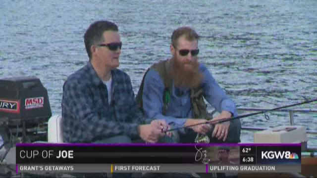 Cup of Joe: Fishing with Nat Borchers