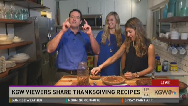 Your favorite Thanksgiving recipes (thanks for sharing!)