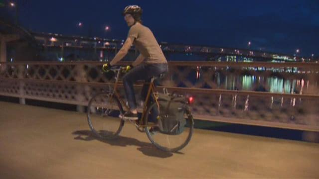 Bill would mandate reflective wear for bicyclists