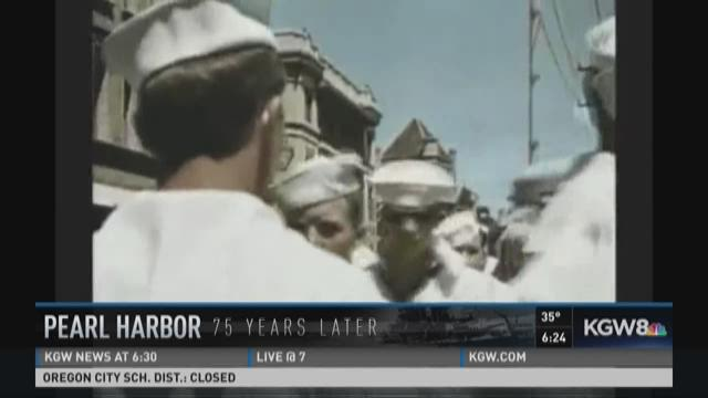 Remembering Pearl Harbor: A date which will live in infamy