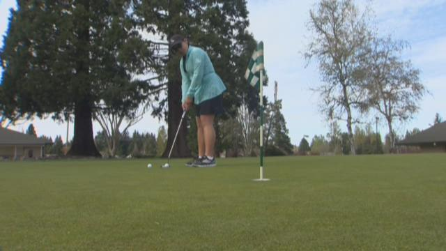Teen golfer headed to Masters for skills competition