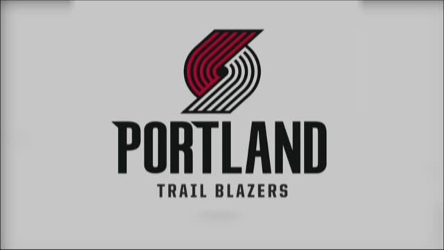 Blazers Unveil Redesigned Logo After Leak Kgw