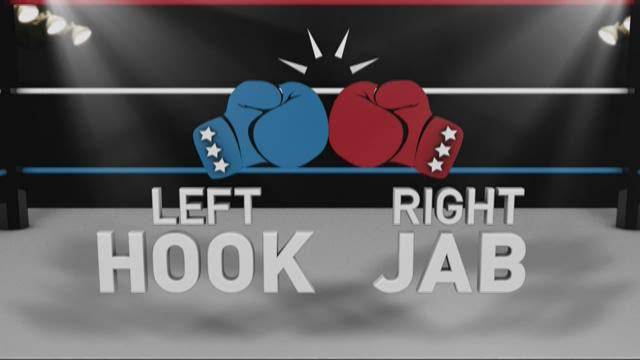 jab right uppercut left hook The jab & left hook a simple combination here you may recognise 9-4 ducking right atomic punch right uppercut combination reply.