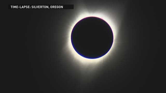 Seattle couple gets engaged during eclipse