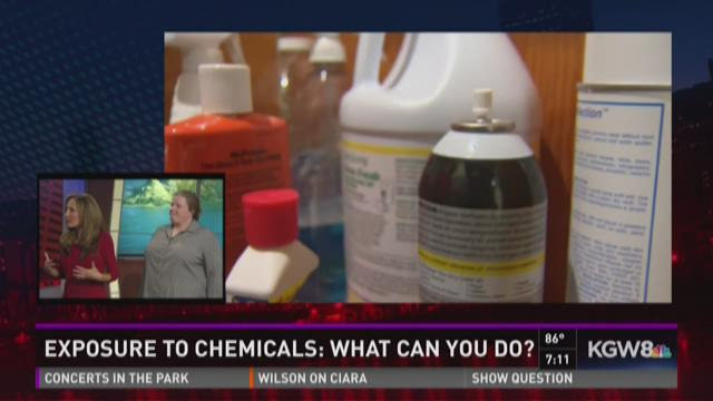 Talk Box: Exposure to harmful chemicals: What can you do?