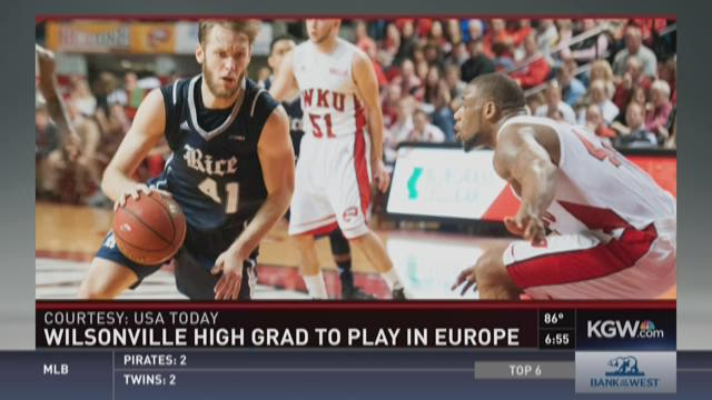 Wilsonville HS grad to play basketball in Europe