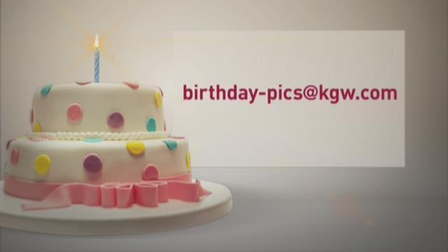 KGW viewer birthdays Aug. 2