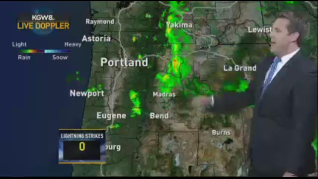 KGW noon forecast 8-3-15