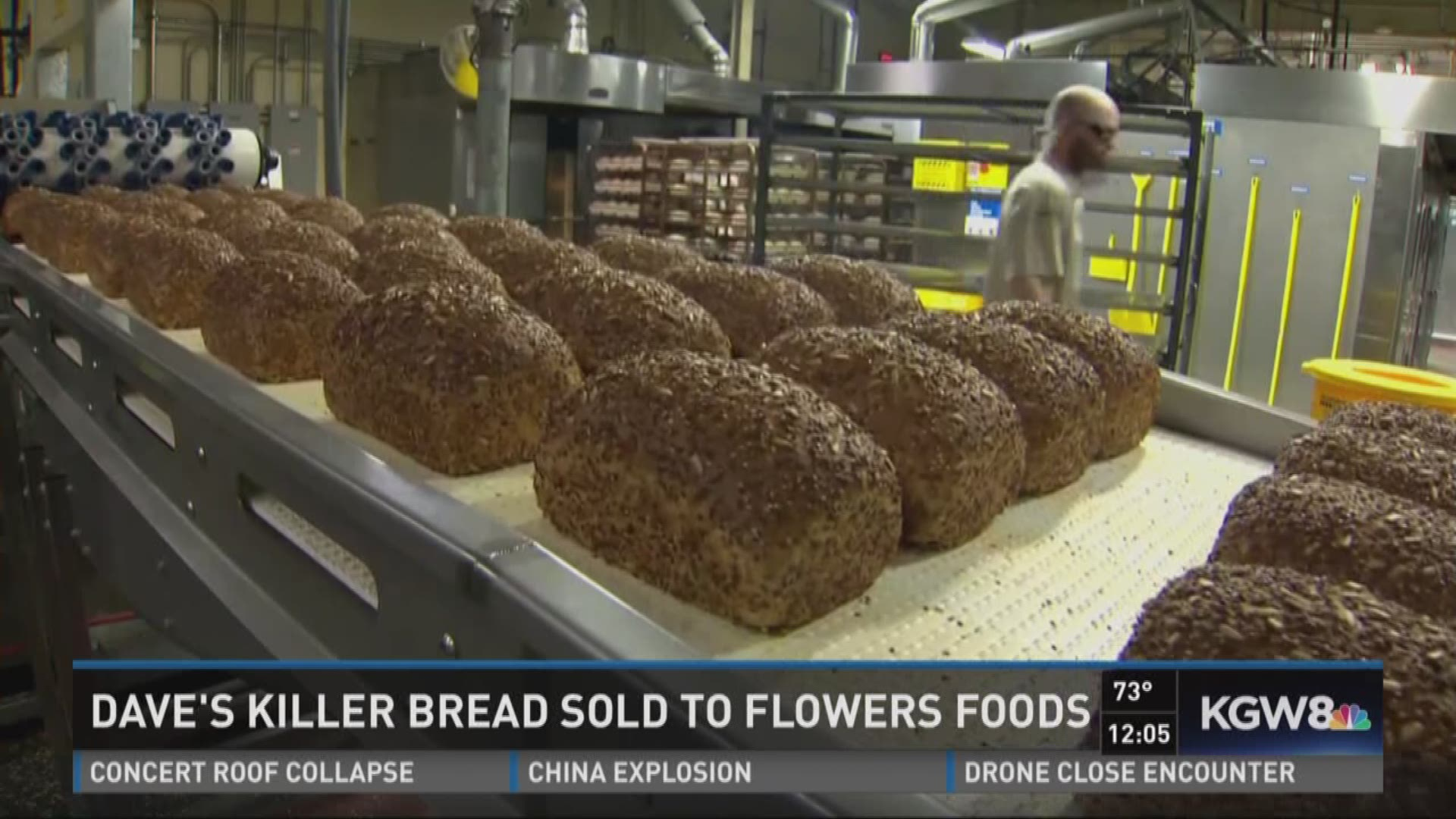 dave on the sale of dave's killer bread: 'it is bittersweet'