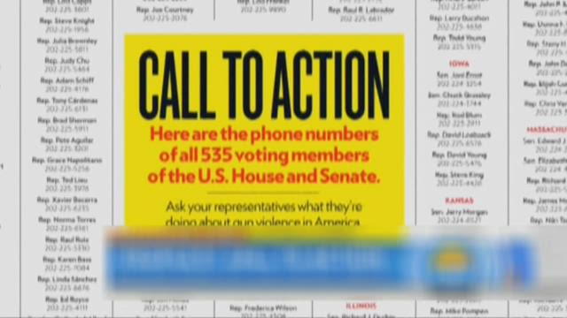 """""""People"""" writes call-to-action in Oct. issue"""