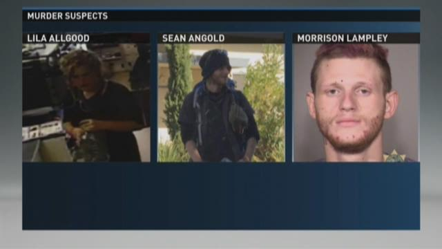 3 arrested in Portland for high profile Cal. murder
