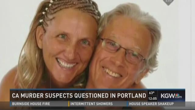 Gun recovered after Portland arrests in Cal. murder