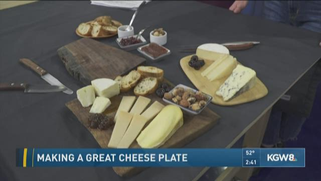 & kgw.com | Making a great cheese plate
