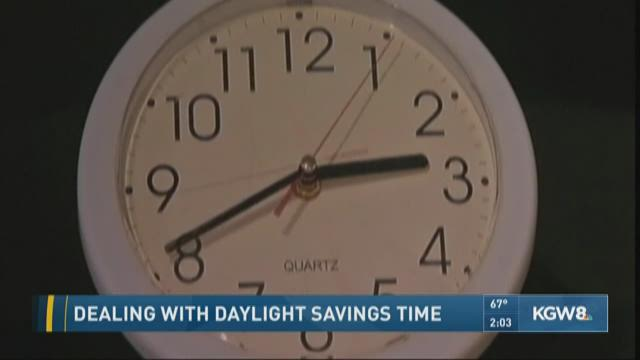 Dealing with Daylight Saving Time